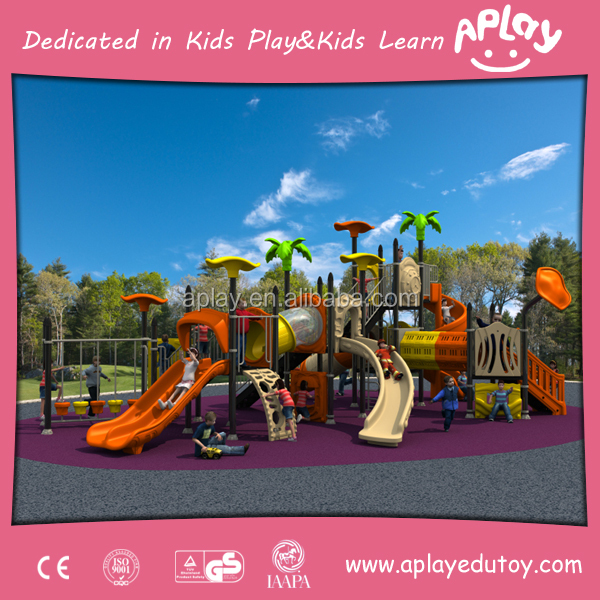 OK OR NOT kids playground equipment outdoor toys for boys vinyl playsets