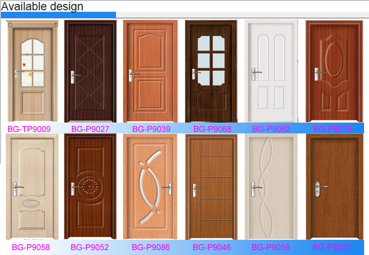 BG-P9118 door polish/door polish colours/wooden door polish design