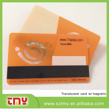 Transparent plastic card with magnetic strip printing machine buy transparent plastic card with magnetic strip printing machine reheart Image collections