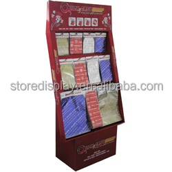 cardboard paper desktop magazine rack countertop data rack brochure catalogue display box magazine display rack