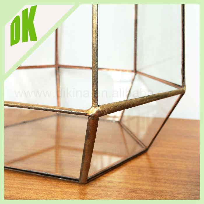 A Vintage Glass Centrifuge Tube Flower Vase // Laboratory Science Chemistry  Table Lamp //