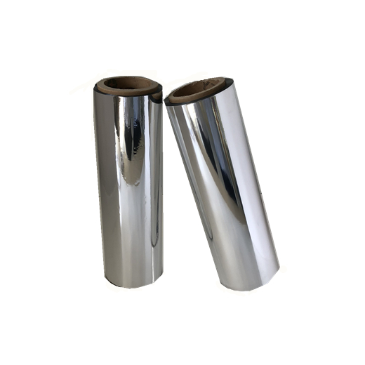 12mic Metallized Polyester Film/reflective Mylar Packaging Film Roll For  Moisture Proof Bags - Buy Metallized Polyester Film/reflective