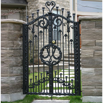 Luxury Small Size Single Passway Main Gate Designs Buy
