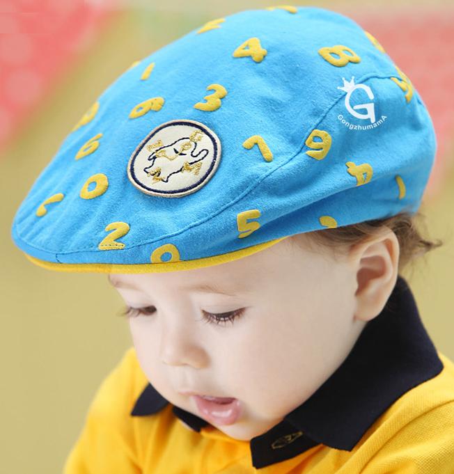 efe118f48cd 2019 So Lovely! 2015 New Cartoon Duck Baby Cap Kid Hat Baby Hat ...