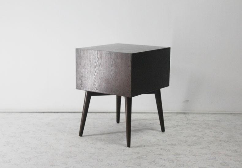 modern design meubelen massief houten nachtkastjes nordic design