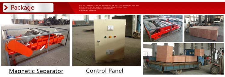 Belt Conveyor Roller for Iron Impurities