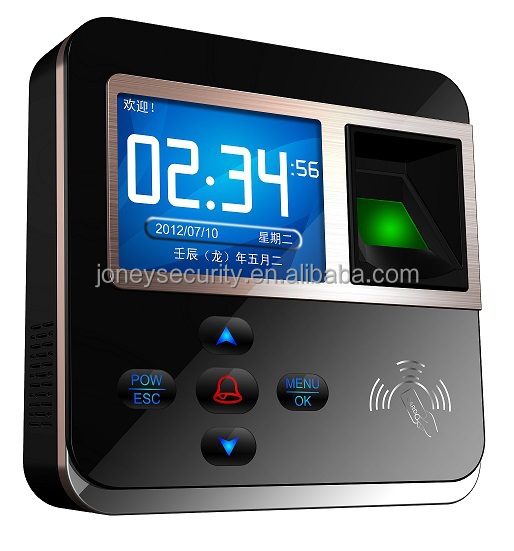 P2P TCP/IP RS485 fingerprint access control biometric devices(JYF-F211)