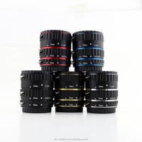 auto focus Aluminium Macro extension tube sets(13mm,21mm,31mm) for All Canon lens with EF and EF-S Bayonet