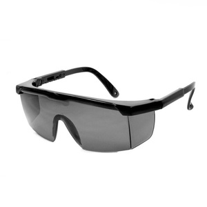 Wholesale Promotion Sales Anti UV lights safety goggles with PC material