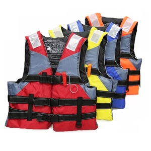China good price customized solas approved life jacket vest with CE ISO certification for Indonesia