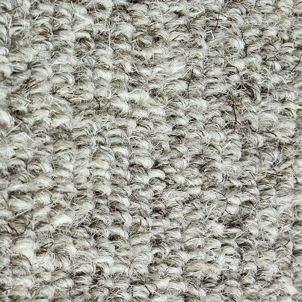Small loop pile office brown gray carpet wall to wall pure for Wool carpet wall to wall