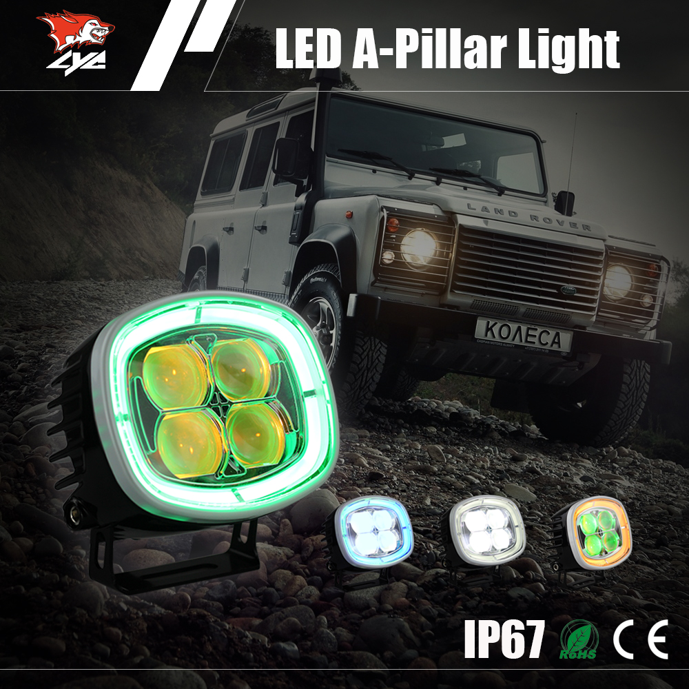 high quality led driving light offroad spotlights for car offroad