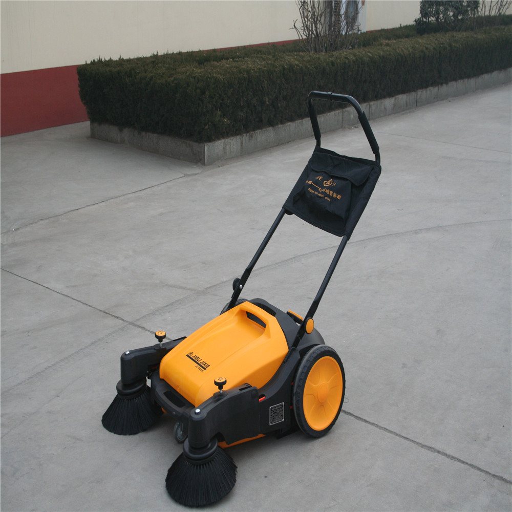 Professional garden road cleaner manual sweeper JL920