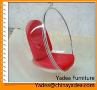 Hanging bubble chair/acrylic hanging bubble chair/hanging bubble chairs for sale
