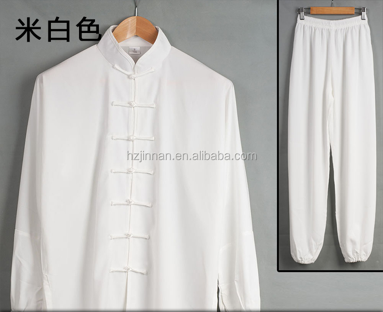 Professionele Wushu Chinese Traditionele Tai Chi kung fu uniform