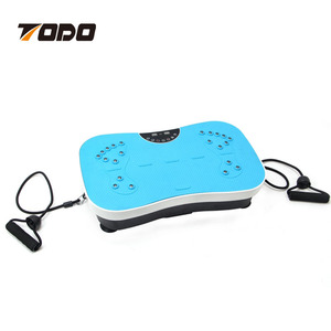 Popular mini equipment fitness power fit vibration plate exercise
