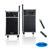 TK-T29 Outdoor portable UHF micro digital bass guitar amplifier with 12v battery