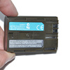 For Canon EOS 20D 20Da 30D 40D 50D 5D D30 D60 G5 G6 Pro1 Pro70 BP-511A Battery with free Shipping