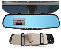 Hot Selling 2.8 inch Car DVR Camera Rear view Mirror Video Recorder Dash Cam Driving Rear Reflector Recorders NGD0641