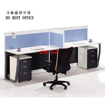 modern office cubicles 2 person workstation,2 person computer desk 2 person computer desk