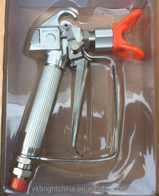 Mini Spray Paint Gun Gelcoat Glue Spray Gun Paint Stainless Steel  Door,Car,Wall - Buy Glue Spray Gun,High Prossure Airless Paint Spray  Gun,495 Airless