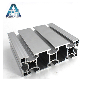 aluminium profile t slot table for machine frame profile