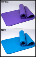 Eco-friendly new products nbr exercise mat and optional yoga block