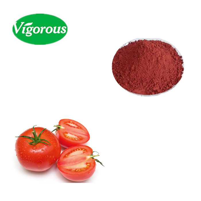 Natural tomato plant extract/lycopene powder/5% Lycopene powder