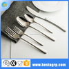 PVD coating acceptable 18/10 high quality MOQ 500 sets stainless steel cutlery
