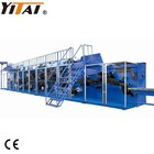 Factory Supplier CE hospital disposable adult diaper production line Machine Manufacturer