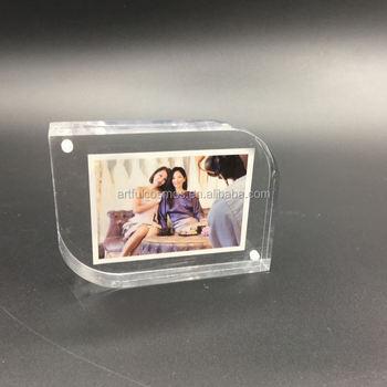 Acrylic Led Advertising Screen Printing Light Box 4x6 5x7 6x8 Clear ...