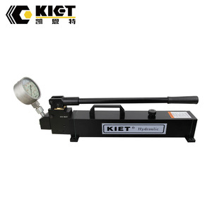 Portable High Pressure Hydraulic Hand Pump 2000 Bar