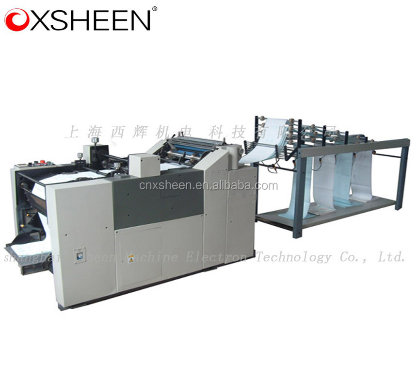 Receipt Book Printing Machine, Receipt Book Printing Machine ...