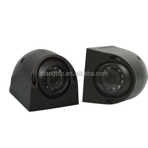 "1/4""sharp COLOR CCD Auto/Trailer/Bus/Truck Side View Camera"
