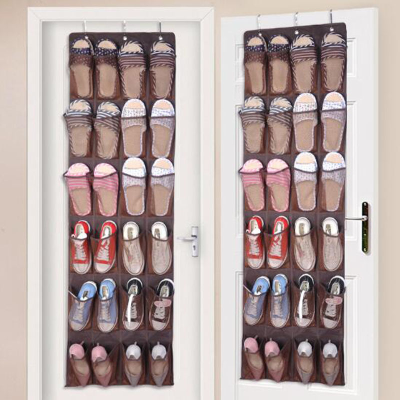 24 Pocket Over The Door Shoe Organizer, 24 Pocket Over The Door Shoe  Organizer Suppliers And Manufacturers At Alibaba.com