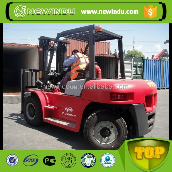 YTO CPCD15 solid forklift tyres prices 3 ton forklift weight used forklift for sale in singapore sale