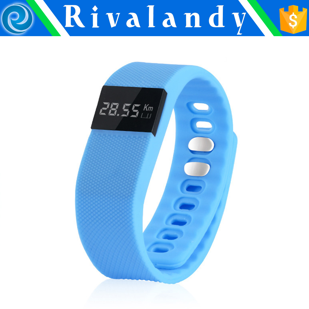 Hot sale vibrating bracelet,display caller ID,discnnecting vibrating alert Smart Bracelet
