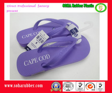 100 rubber one dollar flip-flop