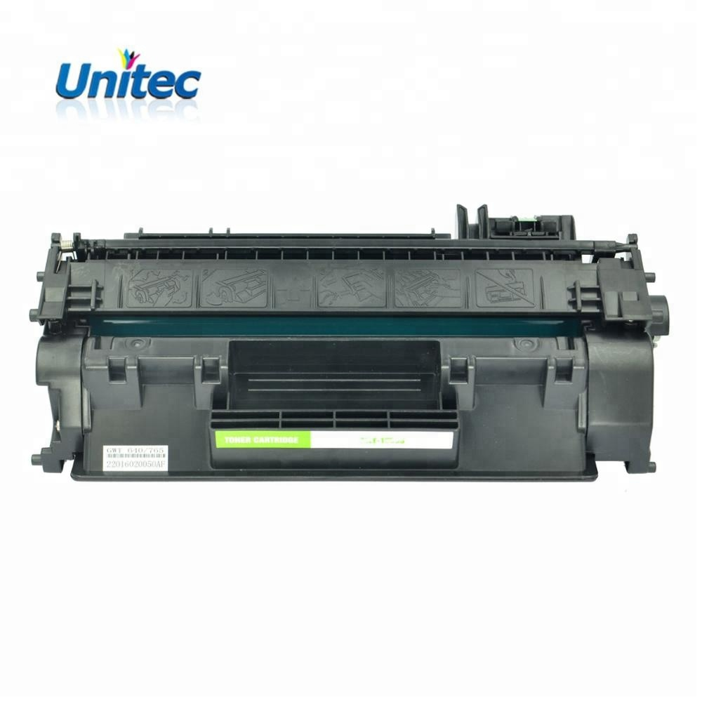 China supplier toner cartridge CE505A 05A compatible for HP P2035/P2055 printer cartridge