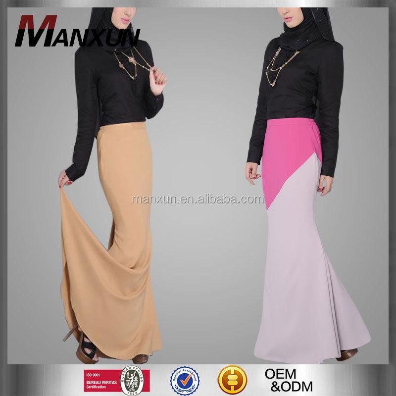 Simple Baju Skirt Hijab Jubah Party Muslimah Wearing Slim Ladies Maxi Islamic Dress Baju Dresses Malayu Long Maxi Skirts Buy Elegant Maxi