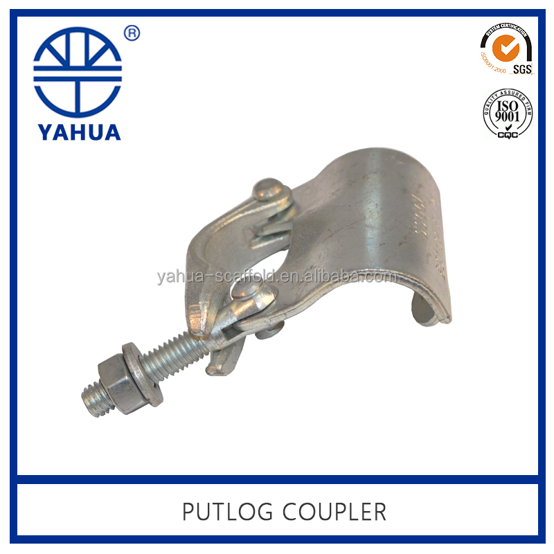 Forged Scaffold Putlog / Single Coupler