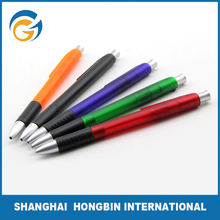 Plastic Retractable Promotion Blank Pens