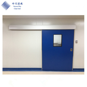 CE Standard Hospital Fire Rated Hygienic Door