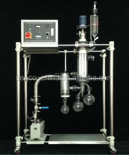 Senco Laboratorium Distilasi Molekuler Sistem, Pendek Jalan Distillation-MD801