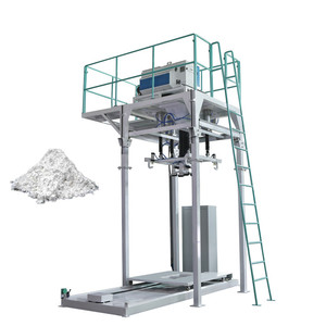 1 ton bag filling system for fertilizer bentonite cement