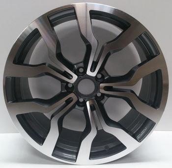 Alloy Wheels Rims 19 Inch Pcd 112 Cb 66.6 Grey.......europes Main ...