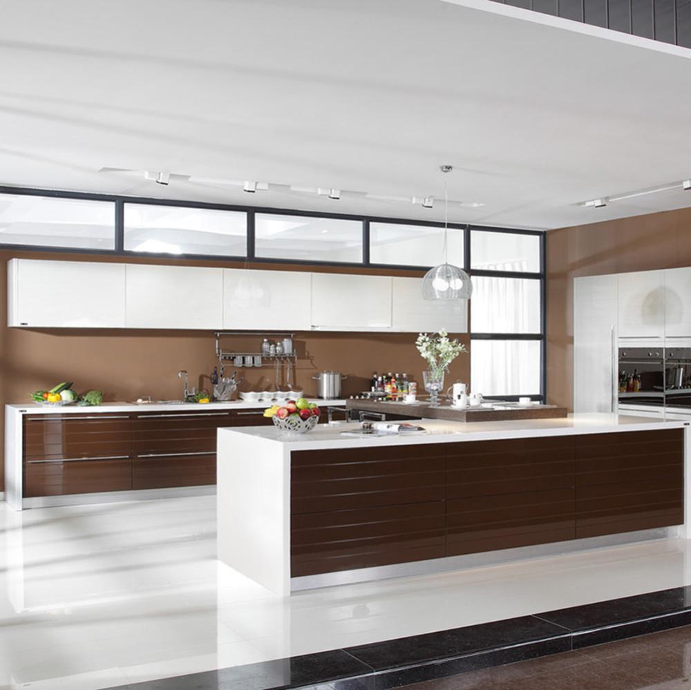 Gelamineerd osb panel/keukenkast multiplex-keuken kasten-product ...