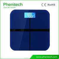 LED digital weighing scale bluetooth electrical bathroom scale
