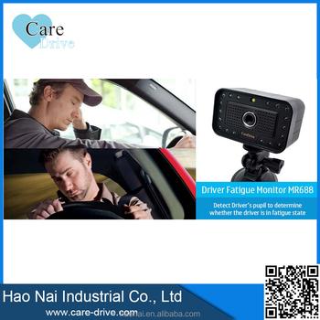Eye Tracking Based Driver Fatigue Monitoring And Warning System