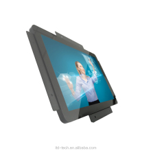 10.1 inch 영 베젤 Pure 평 Capacitive touch 산업 안드로이드 all in one Panel PC